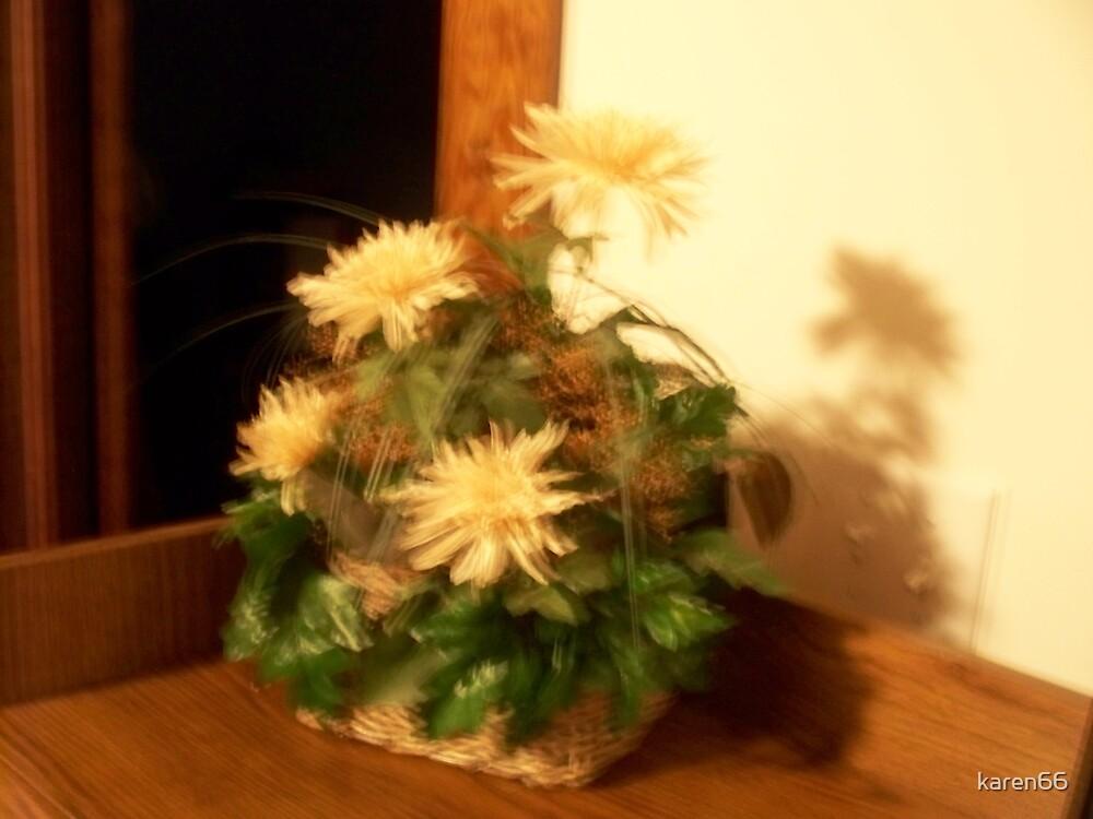 Yellow Bouquet by karen66