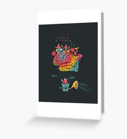 Dreams Greeting Card