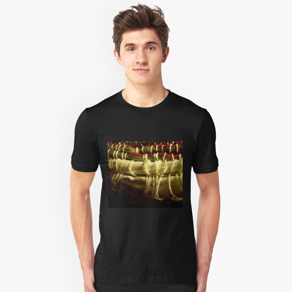 Torn from the Loom Unisex T-Shirt Front