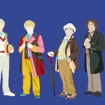 13 Doctors by MrSaxon101