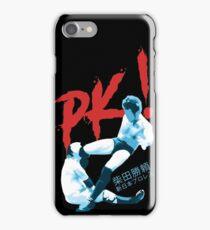 Katsuyori Shibata - PK v2 - RED & BLUE iPhone Case/Skin