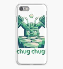Olaf Chugs Chugs iPhone Case/Skin
