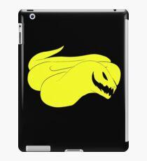 Snake - Silhouette Creatures series iPad Case/Skin