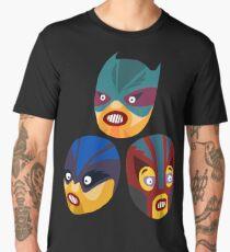 Superheroes Men's Premium T-Shirt