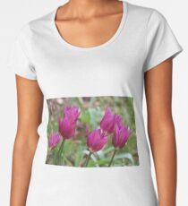 Tulips Women's Premium T-Shirt
