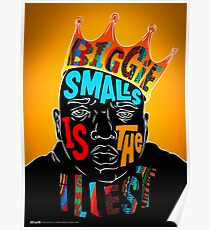 Biggie Smalls is the Illest Poster