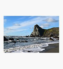 Sharp Point, Humboldt Lagoons State Park, California Photographic Print