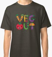 Veg Out - maize Classic T-Shirt