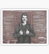 The Harvest - Luke Sticker