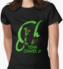 Team Chavez Womens Fitted T-Shirt