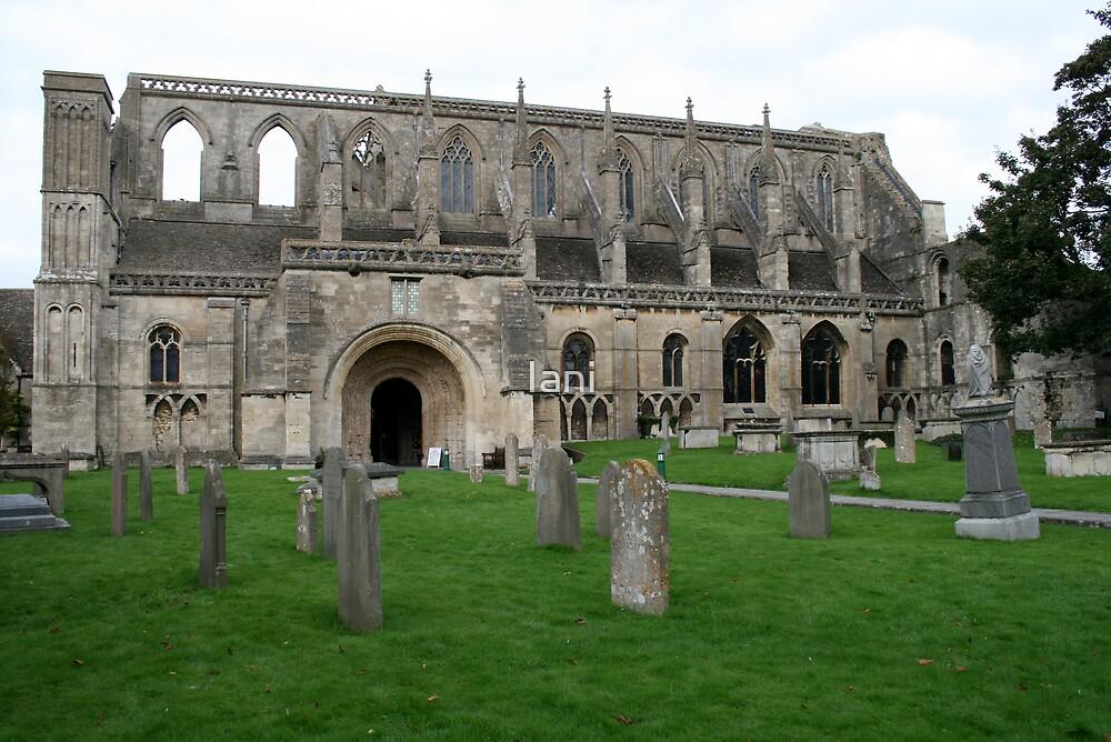 malmesbury abbey by Iani