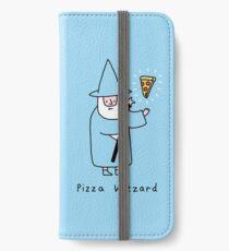 Pizza Wizzard iPhone Wallet/Case/Skin
