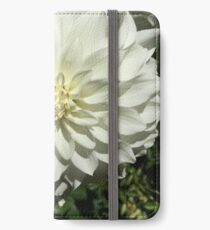 Ohne Titel iPhone Flip-Case/Hülle/Skin