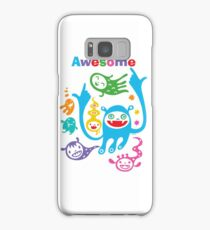 Stay Awesome - light  Samsung Galaxy Case/Skin