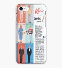 ADVERTISEMENT / Ken Doll iPhone Case/Skin