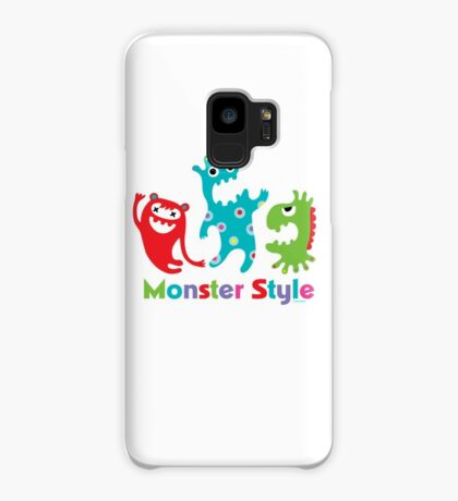 Monster Style - light Case/Skin for Samsung Galaxy