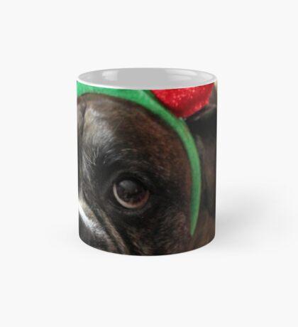Rentier dieses Jahr? ...... Alles für dieses Plätzchen! - Boxer-Hunde-Reihe Tasse