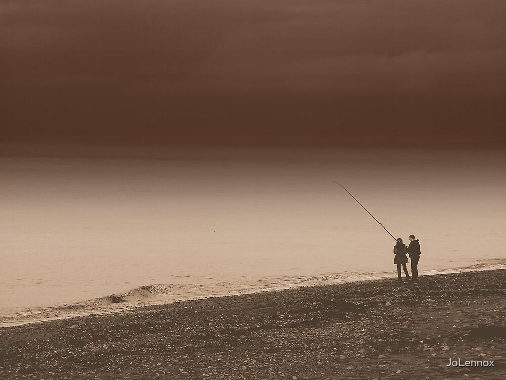 Sea Fishing by JoLennox
