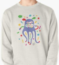 critter awesome - light Pullover