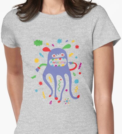 critter awesome - light T-Shirt
