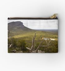 Looking over the ranges at Dunkeld, Victoria Studio Pouch