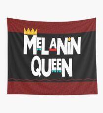 Melanin Queen Wall Tapestry