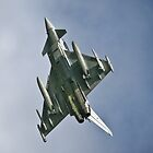 Eurofighter Typhoon FGR4 by andy lewis
