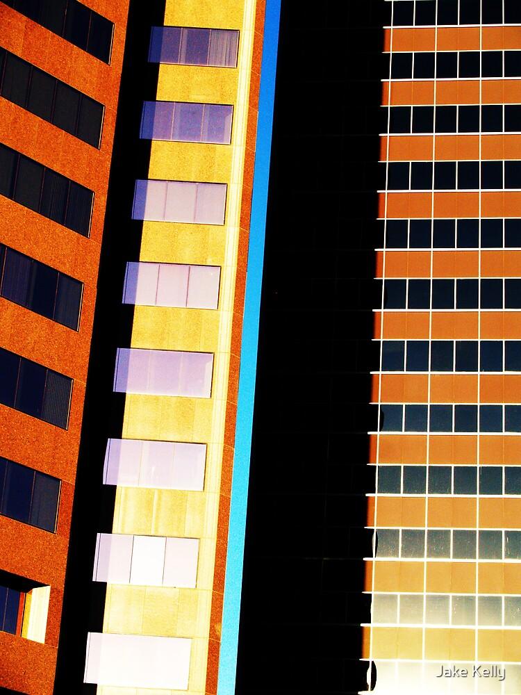 Skyscrapers by Jake Kelly