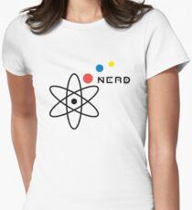Nerd ll t shirt Womens Fitted T-Shirt