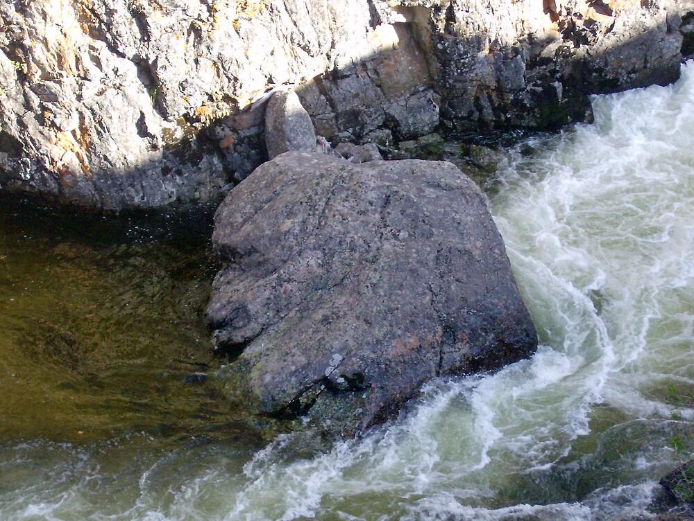 Fist Rock by shawnathomas