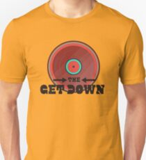 THE GET DOWN (RED) T-Shirt