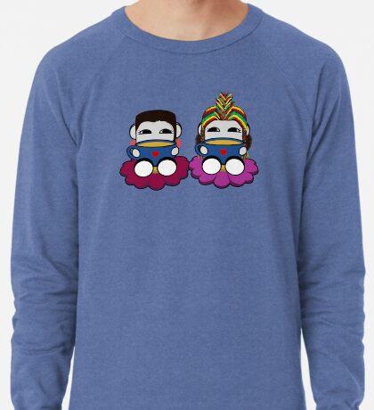 STPC: Naka Do & Oyo Yo (Tea) Lightweight Sweatshirt