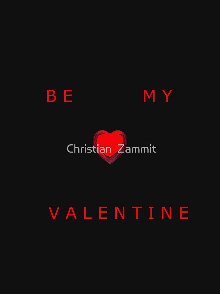 Be my valentine by sbosic