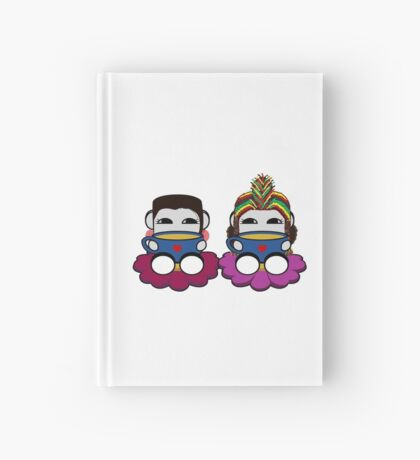 STPC: Naka Do & Oyo Yo (Tea) Hardcover Journal