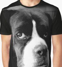 Arwen - Weiblicher Boxer-Hund - Boxer-Hunde-Reihe Grafik T-Shirt