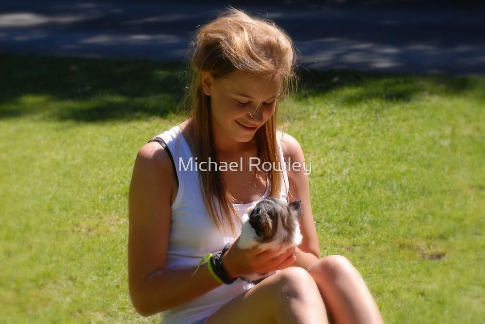 A Girls best friend by Michael Rowley