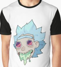 Rick and Morty: Rick Vomit (All products!) Graphic T-Shirt