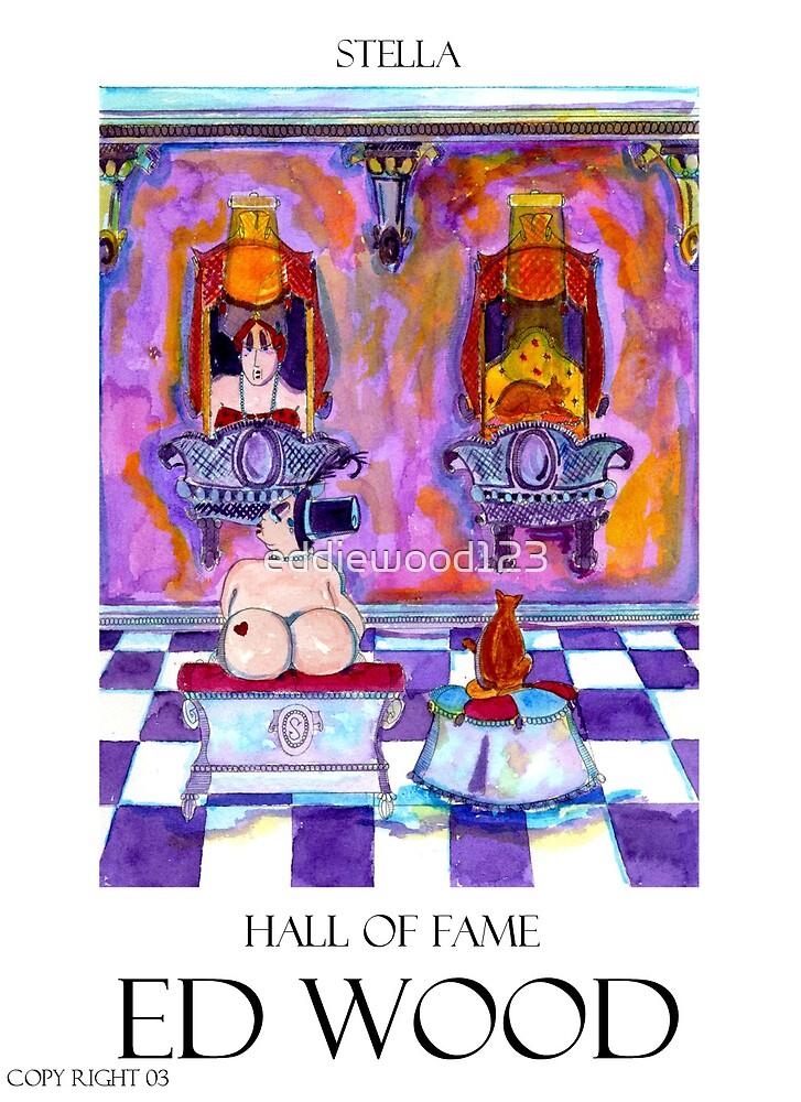 Hall Of Fame by Eddie Wood by eddiewood123
