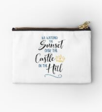 Over The Castle on The Hill Studio Pouch