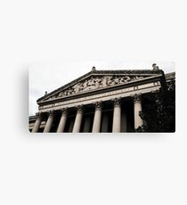 National Archives Canvas Print