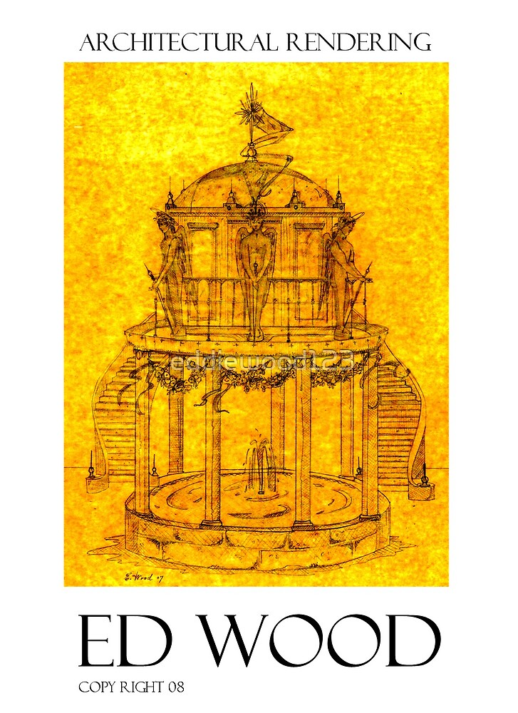 Fountain Of Youth by Eddid Wood by eddiewood123