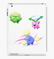 Hoppip Skiploom Jumpluff iPad Case/Skin