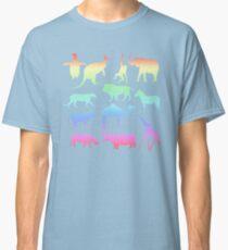 Wild Animals - Neon Classic T-Shirt
