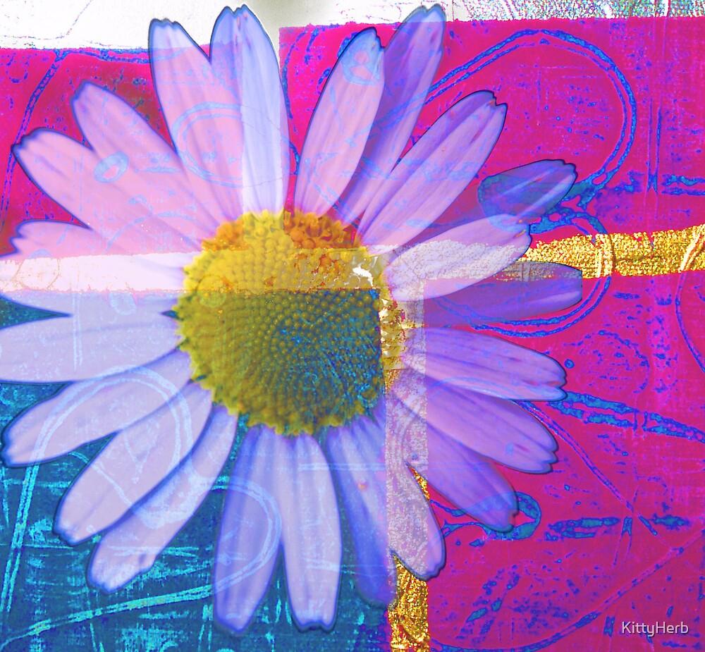 daisy by KittyHerb