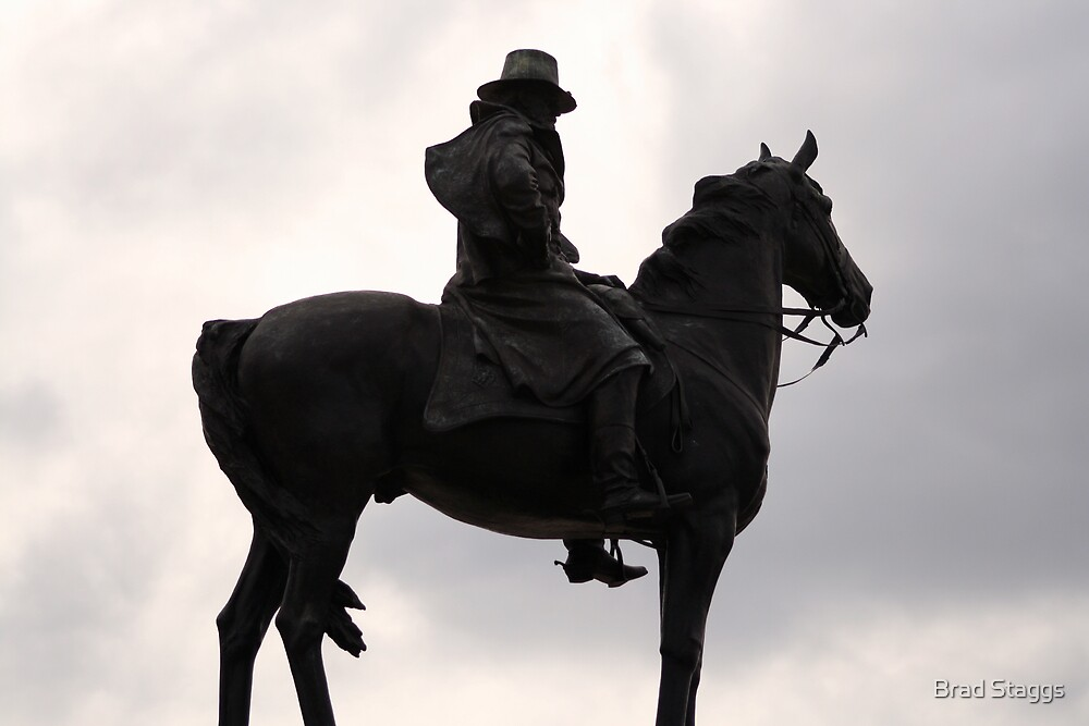 Ulysses S. Grant Statue by Brad Staggs