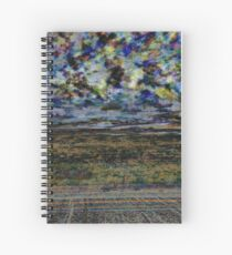 Composite #45 Spiral Notebook