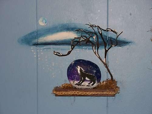 blue moon by cherlene50