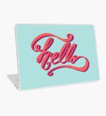 Hey Hi Hello Laptop Skin