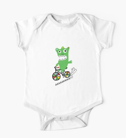 Critter Bike maize Kids Clothes