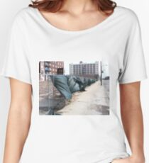 abandoned candy factory 2 Women's Relaxed Fit T-Shirt
